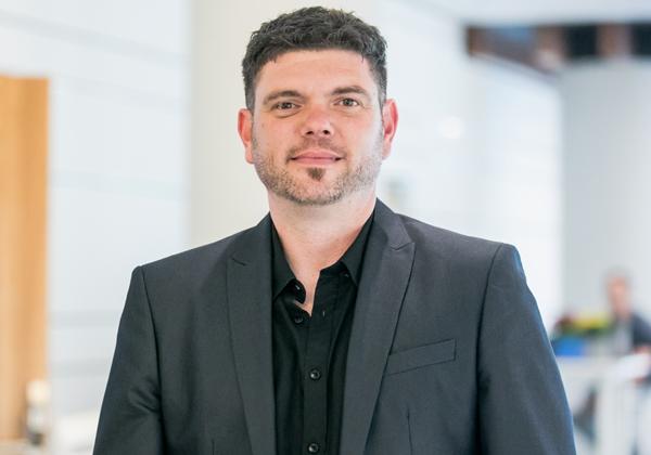 ניר חינסקי, מנהל פעילות הענן של גוגל באזור מרכז ומזרח אירופה, המזרח התיכון ואפריקה. צילום: תומר פולטין