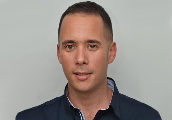 """אורי בן שמואל, מנהל מכירות אזורי ב-ServiceNow. צילום: יח""""צ"""