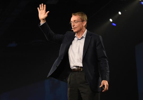 """פט גלסינגר, מנכ""""ל VMware. צילום: יח""""צ"""