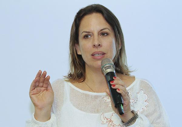 שי-לי שפיגלמן, ראשת מטה ישראל דיגיטלית. צילום: ניב קנטור