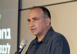 """יוסי מטיאס, סגן נשיא להנדסה ומנהל מרכז המו""""פ של גוגל ישראל. צילום: דוד סקורי"""