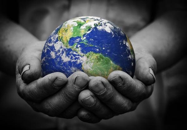 ענקיות טק למען שמירה על הפלנטה שלנו. צילום אילוסטרציה: כריסטיאן צ'אן, BigStock