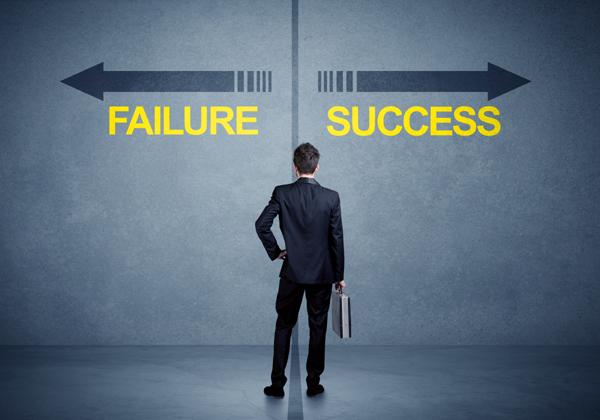 יצליח או ייכשל? אילוסטרציה: ra2studio/BigStock