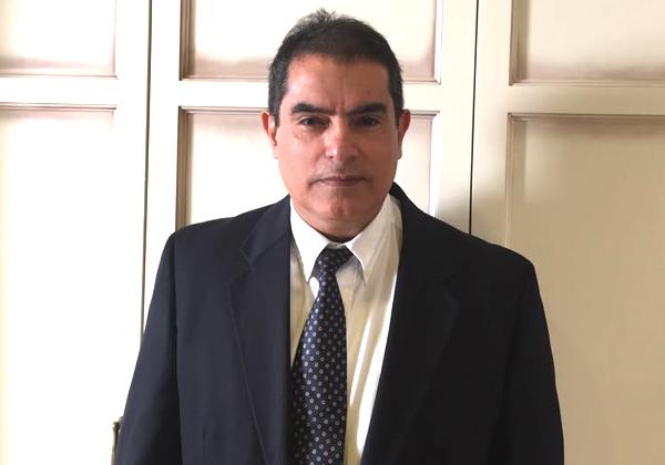 """אלברטו (דטו) חסון, ראש מרכז CERT ברשות הלאומית להגנת הסייבר, משרד ראש הממשלה. צילום: יח""""צ"""