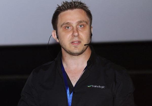 אלכס לנדא, ראש תחום Big Data ו-DevOpos, טריינלוג'יק. צילום: ניב קנטור