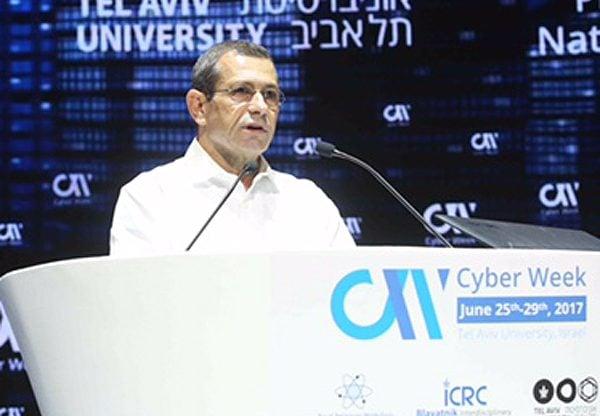 נדב ארגמן, ראש השב''כ. צילום ארכיון: חן גלילי