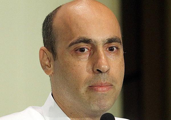 """ד""""ר טל אספיר, הנשיא הנוכחי של PMI ישראל. צילום: ניב קנטור"""