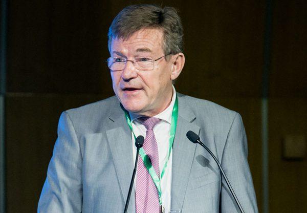 יוהאן ואן אוברטבלדט, שר האוצר של בלגיה. צילום: תומר פולטין