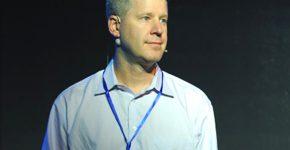 ברייסון קולר, מנכ''ל ו-CTO פלטפורמת ווטסון והענן של יבמ. צילום: כפיר סיון