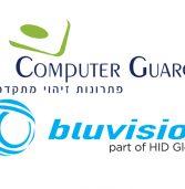 קומפיוטרגרד טכנולוגיות תפיץ בישראל את פתרונות ה-IoT של BluVision