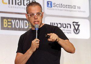 ד''ר אייל דורון, יוצר וחוקר יצירתיות ומוכנות לעולם החדש. צילום: ניב קנטור
