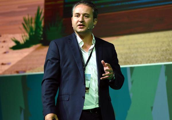 אוליביה אלבז, סגן נשיא למכירות ב-Salesforce ישראל. צילום: מורג ביטן