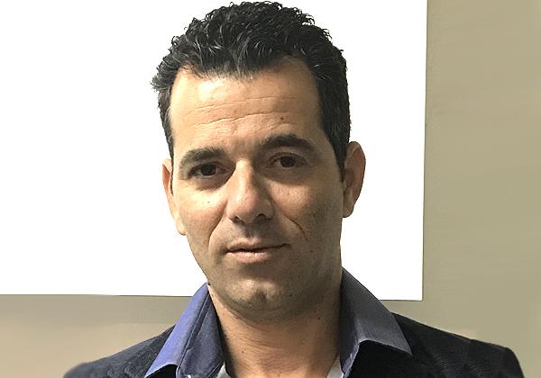"""אלירן אבגי, מנכ״ל אימפקט נטוורקס. צילום: יח""""צ"""