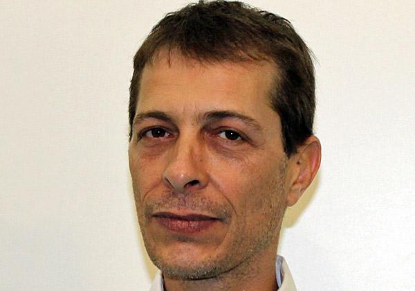עופר לידסקי, המייסד והבעלים של טרה סייף. צילום עצמי