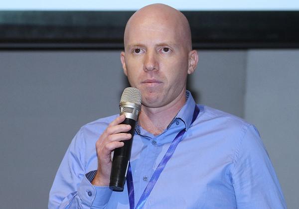 ליאור רובינשטיין, מנהל יישומי לוגיסטיקה ורכש בשטראוס. צילום: ניב קנטור