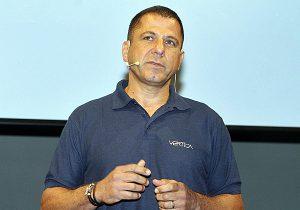 אילן נימני, מנהל אזורי RCEE וישראל ב-ורטיקה. צילופ: ניב קנטור