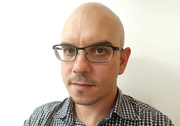 """אורן אריאל, מנהל לקוחות אינפורמטיקה בצבא ובממשלה בקבוצת אמן. צילום: יח""""צ"""