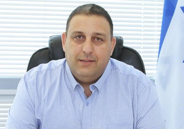 רפאל פרנקו, ראש אגף בכיר לאסדרה והכשרה ברשות הלאומית להגנת הסייבר, משרד ראש הממשלה. צילום: ניב קנטור