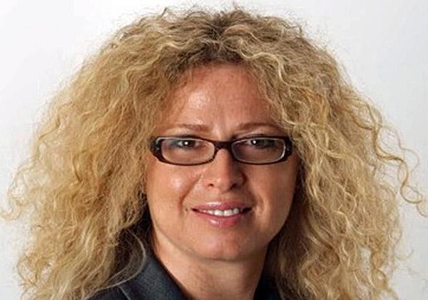"""רונית אטד, מנכ""""לית אלעד מערכות. צילום: יח""""צ"""