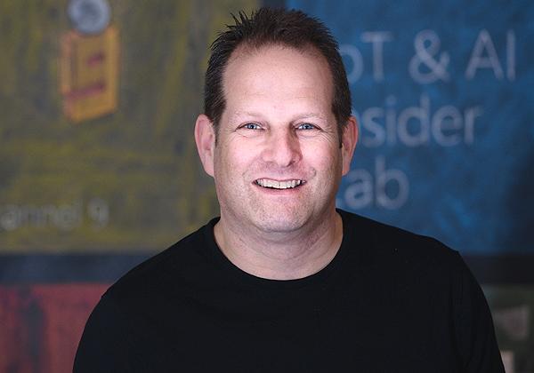 צחי וייספלד, מנהל תוכנית איגנייט של אינטל. צילום: יורם רשף