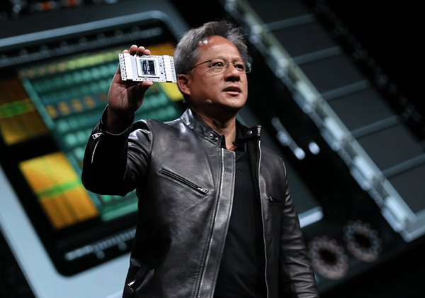 "ג'ן-סאן הואנג, מנכ""ל Nvidia העולמית. צילום: יח""צ"