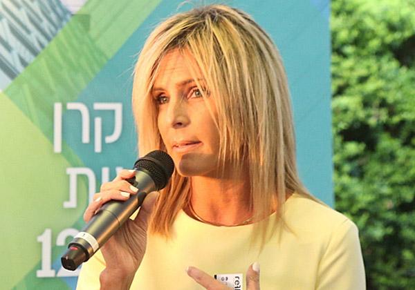 """עדי סופר-תאני, מנכ""""לית פייסבוק ישראל. צילום ארכיון: יח""""צ"""