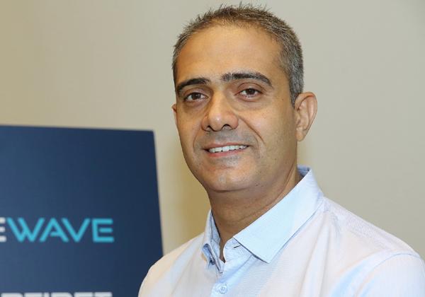 בני פלח, מנהל פעילות ישראל, קפריסין ויוון בפורטינט. צילום: ניב קנטור