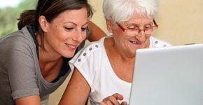 למען הקשישים - גם בתחום הטכנולוגי. צילום אילוסטרציה: Goodluz, BigStock