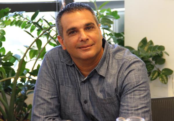 """גילי סהר, מנכ""""ל דיקומנו לאבס מקבוצת One1. צילום: יניב פאר"""