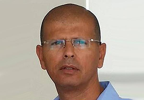 """יגאל פדאל, ראש מחלקת מערכות מידע בנשר מפעלי מלט. צילום: יח""""צ"""