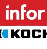 קוך תעשיות מעבירה תהליכי מפתח עסקיים לענן עם Infor