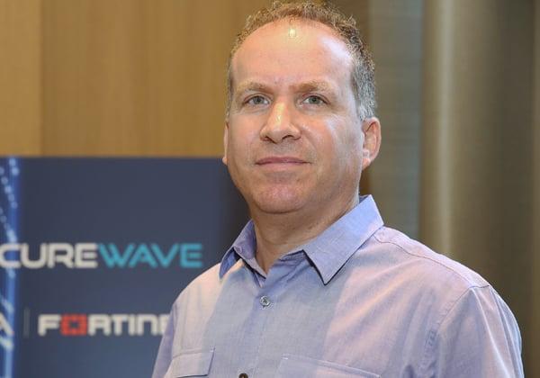 "מורן ג'רסי, מייסד ומנכ""ל SecureWave. צילום: ניב קנטור"