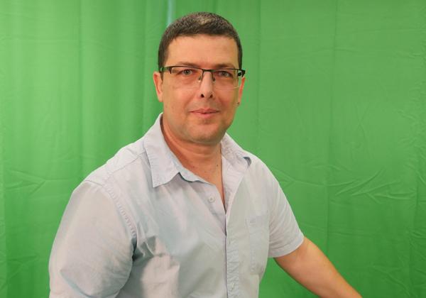 מוטי מאמן, מנהל תחום דיגיטל, נס. צילום: אולפני אסקימו