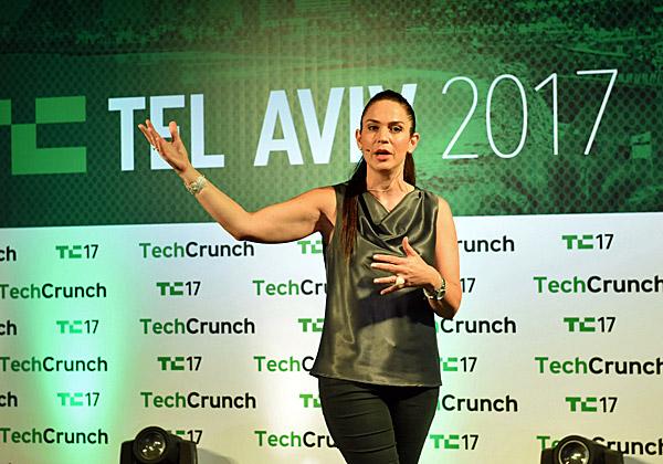 יפעת אורון, דירקטורית בכירה ומנהלת הפעילות הישראלית, קרן בלאקסטון. צילום: כפיר סיוון