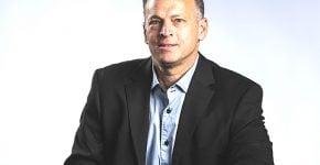 """ג'ף הרבסט, סגן נשיא לפיתוח עסקי ב-Nvidia. צילום: יח""""צ"""