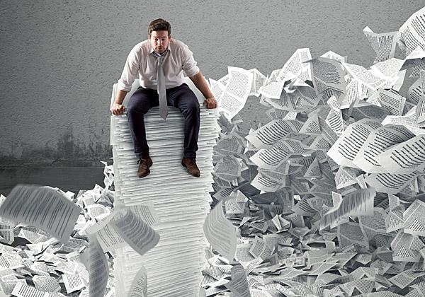 האם רשות המסים תעמוד היטב במבחן הפחתת הביורוקרטיה? צילום אילוסטרציה: Alphaspirit, BigStock