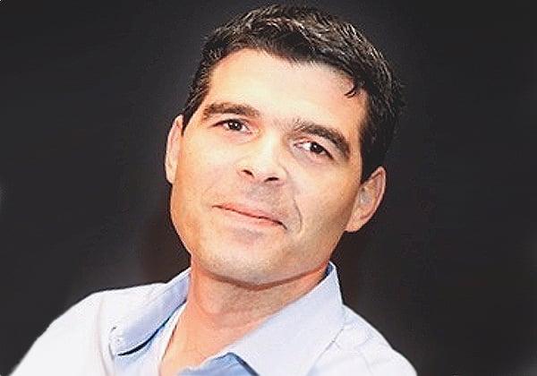 """גל אורן, מנהל מכירות אזורי בכיר ב-Ixia ישראל. צילום: יח""""צ"""