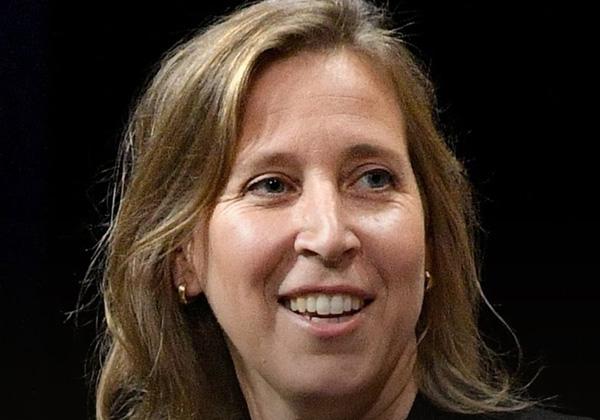 """סוזן ווייציצקי, מנכ""""לית יוטיוב. צילום: יוטיוב"""