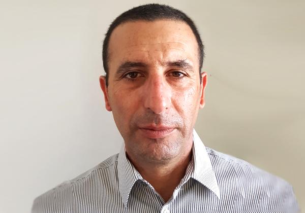 """נועם מרקפלד, סמנכ""""ל לשיווק ומכירות ב-Safe-T. צילום: יח""""צ"""