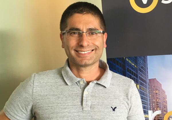 """רון כהן, מנהל הפריסייל בסימנטק ישראל. צילום: יח""""צ"""