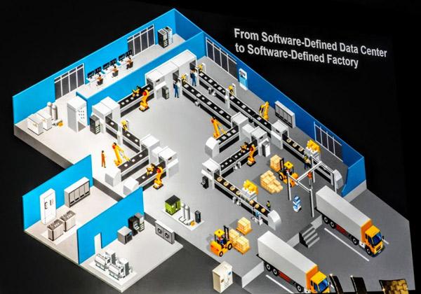 Hitachi Vantara תעביר את העולם התעשייתי לעולם ה-IT שהגדיר בתוכנה את הדטה סנטר, ומעתה היא תגדיר בתוכנה את המפעלים. צילום: פלי הנמר