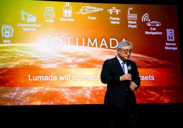 Lumada מחברת את כל נכסי הארגון מכל תחום. צילום: פלי הנמר