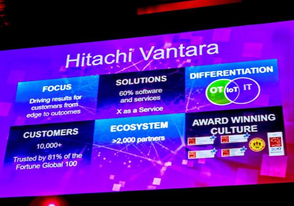 Vantara בהקמתה: מעל 10,000 לקוחות ו-2,000 שותפים בעולם פתרונות תוכנה ושירותים לעולמות האינטרנט של הדברים. צילום: פלי הנמר