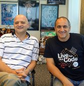 באו לבקר במאורת הנמר: עוזי נבון ואילן שפיגלמן, אורקל ישראל