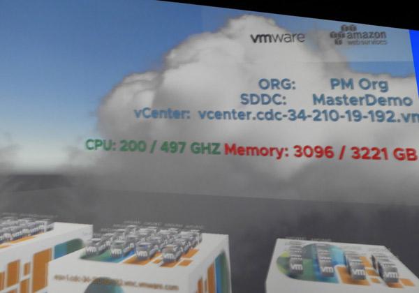 כך עוברים וירטואלית מטעני עבודה מדטה סנטר מבוסס תוכנה של VMware לענן הציבורי של AWS וחזרה. מהלך שמבטיח פשטות יעילות ופחות עלות. צילום: פלי הנמר