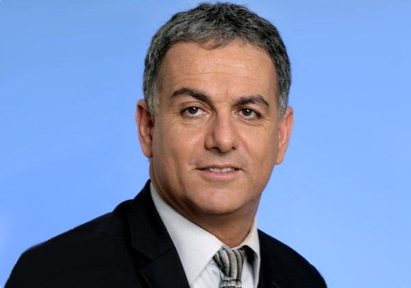 אלון ברמן, מנכ''ל אריקסון ישראל. צילום: יח