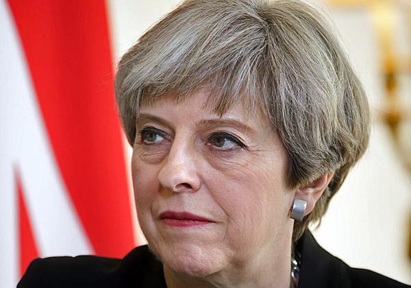 תרזה מיי, ראשת ממשלת בריטניה. צילום: Painchak, BigStock
