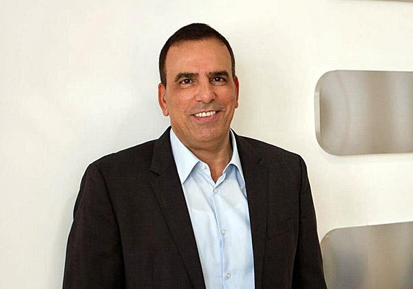 """עמוס גניש, מנכ""""ל טלקום איטליה. צילום: יח""""צ"""