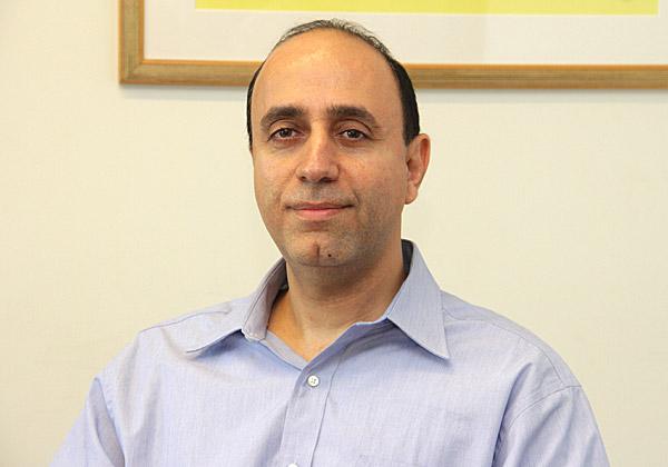 """רביד שמואלי, מנמ""""ר רשות מקרקעי ישראל. צילום: יניב פאר"""