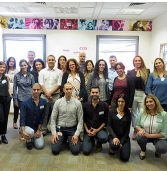 עם מנהלים בארגונים במוקד של CGS ישראל
